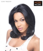 Model Model Lace Front Wig - SUNNY-MEADOW LACE FRONT WIG Futura Synthetic Lace Front Wig