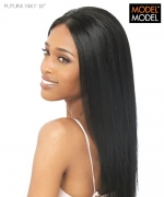Model Model Lace Front Wig - YAKY-18 LACE FRONT WIG Futura Synthetic Lace Front Wig