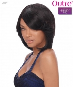 Outre Full Wig - DUBY Premium Duby Wig 100% Human Hair Full Wig