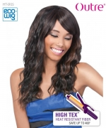 Outre Full Wig - HT-IRIS QUICK WEAVE ECO WIG Futura Synthetic Full Wig