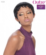 Outre Full Wig - PIXIE Premium Duby Wig 100% Human Hair Full Wig