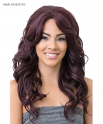 Diana Brazilian Secret Human Blend Hair Lace Front Wig - HBW DOROTHY