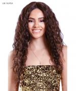 Diana  Synthetic Lace Front Wig - LW SUPIA