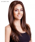 Diana 5x4 Hand Tied Synthetic Lace Front Wig - LW CANDY GIRL