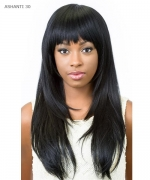 Diana Pure Natural Synthetic Full Wig - ASHANTI 30