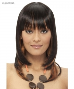 Diana Pure Natural Synthetic Full Wig -  CLEOPATRA