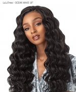 Sensationnel  Synthetic Hair Piece  LuLuTress - OCEAN WAVE  18