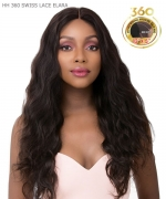 It's a wig Human Hair All Round Deep Lace Lace Front - HH 360 SWISS LACE ELARA