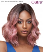 Outre Synthetic Full Wig Quick Weave Complete Cap - MARIE