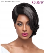 Outre Synthetic Full Wig  Quick Weave ECO WIG - COREY