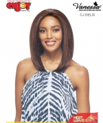 Vanessa CJ DELIX  - Synthetic ENJOY FASHION Half Wig