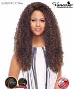 Vanessa SUPER WC ATANA - Synthetic Lace Front Wig