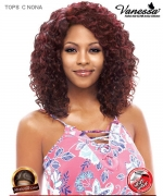 Vanessa TOPS C NONA - Synthetic Express Swissilk  Lace Front Wig