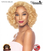 Vanessa TOPS RC EMLAS - Synthetic Express Swissilk Lace Front Wig