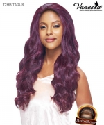 Vanessa T2HB TAGUS - Brazilian Human Hair Blend Swissilk  Lace Front Wig