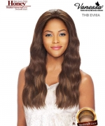 Vanessa THB EVISA - Brazilian Human Hair Blend Swissilk  Lace Front Wig