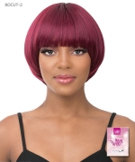 It's a wig Synthetic  Full Wig -BOCUT-2