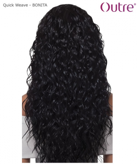 Outre Synthetic Half Wig Quick Weave - BONITA