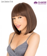 New Born Free Synthetic Half Wigs - New Born Free Cutie Collection CT146