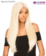 New Born Free Synthetic Lace Front Wig - Magic Lace T - Part  MLT51
