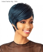 Sensationnel  Synthetic Instant Fashion Wig - TAKA