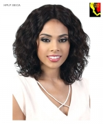 Motown Tress 100% Persian Human Hair Deep Part Lace Front Wig  - HPLP. BECA