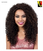 Motown Tress Half Wig - Synthetic Quick N Easy QE. BLING