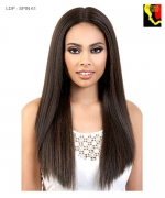 Motown Tress Synthetic Spin Part Lace Front Wig - LDP SPIN 61