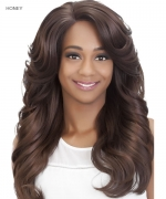 Vivica Fox  ADRIENNE - Synthetic Deep Swiss Lace Front Wig