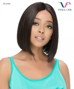 Vivica Fox Remi Human Hair Invisible Side Part Lace Front Wig - JELENA
