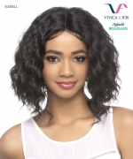Vivica Fox Remi Human Hair Invisible Center Part Wig - KAMILL