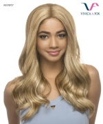 Vivica Fox Synthetic Invisible Center Part Wig - KERRY