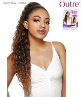 Outre Synthetic Hair Ponytail Quick Pony - NIKKA