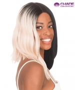 New Born Free Synthetic Lace Front Wig - Magic Lace Deep Part  MLD01