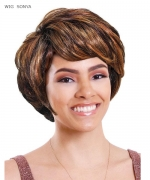 Diana Pure Natural Synthetic Full Wig - SONYA