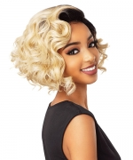 Sensationnel  Synthetic Empress Edge Curved Part  Wig - TAMIKA