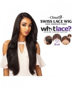 Sensationnel  Synthetic Cloud 9 What Lace? Swiss Lace Front Wig - MORGAN