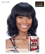 Model Model Synthetic  PREMIUM WIG - APRIL