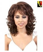 Motown Tress Synthetic Curlable  Full Wig - TIARA