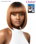 Outre Synthetic Half Wig Quick Weave - CORA
