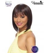 Vanessa Synthetic Slim Lite Bang Full Wig - SLB TWO