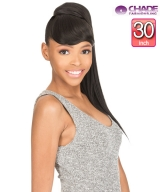 New Born Free Synthetic Ponytail - BANG + PONY STRAIGHT 30""
