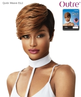 Outre Synthetic Half Wig Quick Weave - ELLI