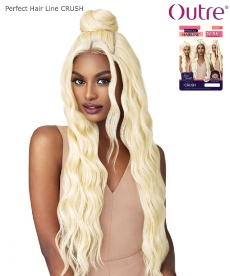 Outre Synthetic Lace Front 13x6 Perfect Hair Line - CRUSH