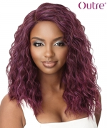 Outre Synthetic Lace Front Wig - UMA