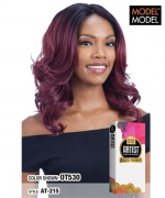 Model Model Human Hair Blend Lace Front Wig - ARTIST 215