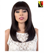Motown Tress Synthetic Curlable  Full Wig - MELODY