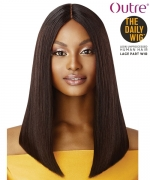Outre 100% Human Hair The Daily Wig - STRAIGHT BLUNT CUT BOB 16