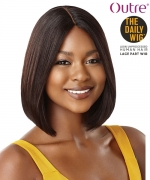 Outre 100% Human Hair The Daily Wig - STRAIGHT BOB 12