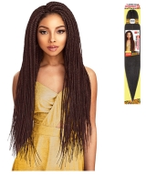 Sensationnel  African Collection Synthetic  X-Jumbo Pre-Stretched Braid 56""